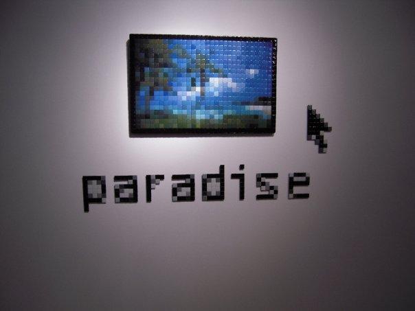 """Exposición """"Paradise"""" de Xavi Muñoz"""